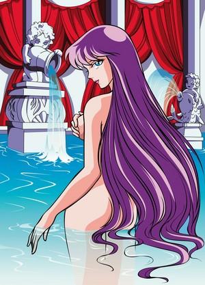 Saori Kido/Athena(Saint Seiya)