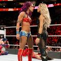 Sasha Banks And Trish Stratus  - wwe-divas photo
