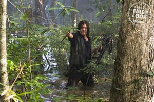 8x11 ~ Dead или Alive или ~ Daryl