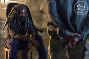 8x09 ~ Honor ~ Ezekiel