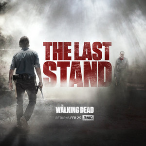 Season 8B Poster - The Last Stand