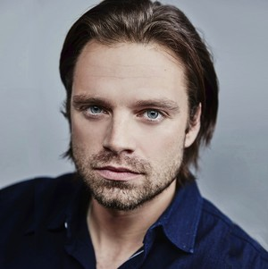 Sebastian Stan long hair
