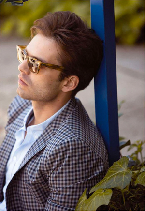 Sebastian Stan photoshoot for Nylon - July 2011