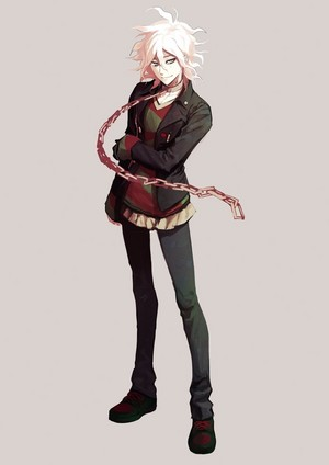 Servant (Nagito Komaeda) - Danganronpa:Ultra Despair Girls