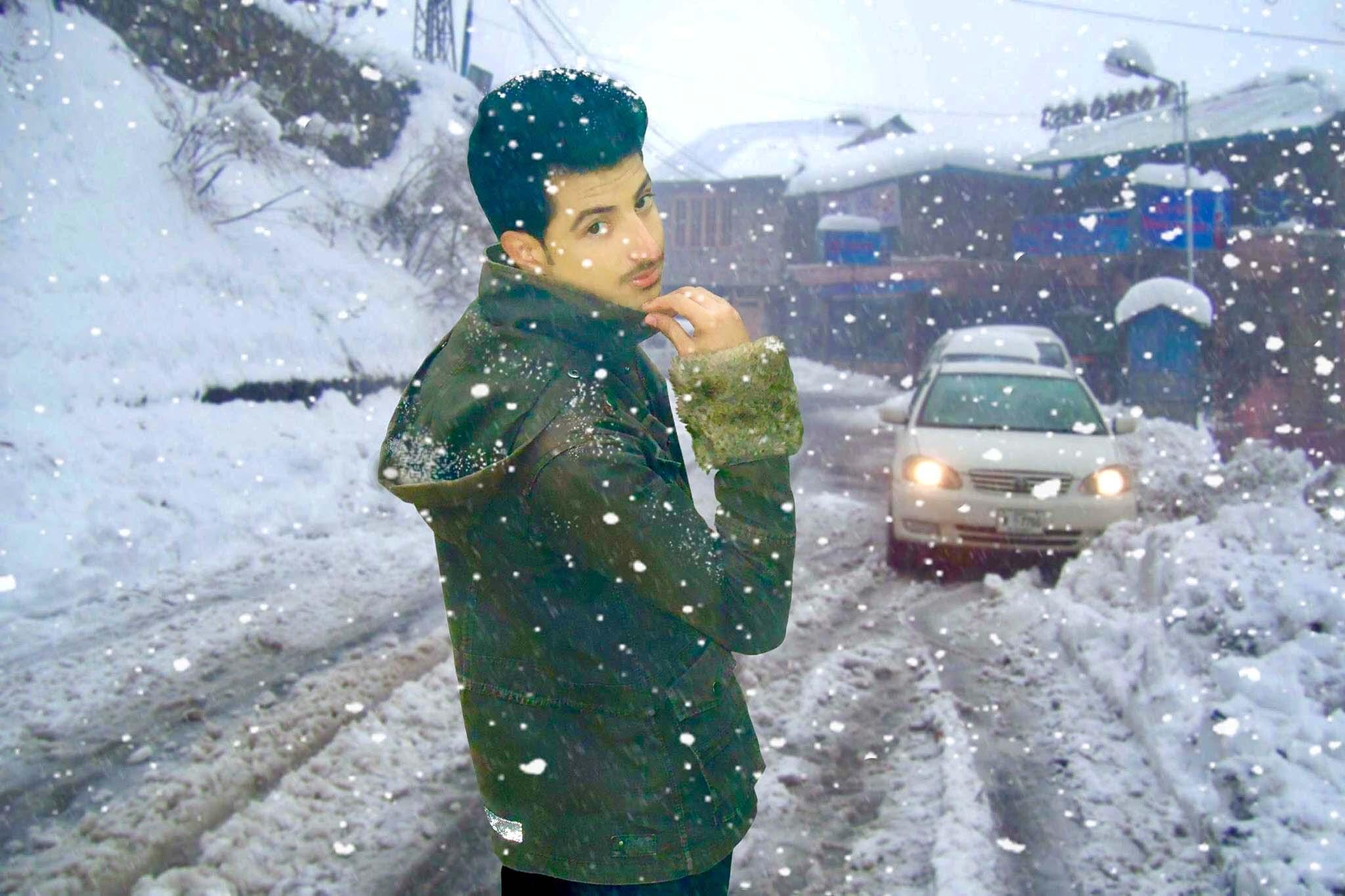 Shaddy14 picha Shaddy14 Snowfall picha Editor : Snowfall picha Frame