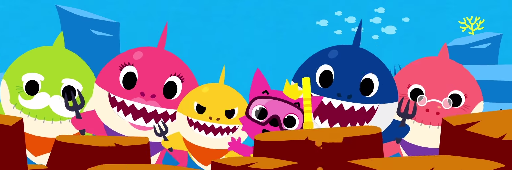 baby shark images shark family wallpaper and background photos