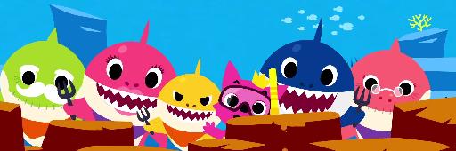 शार्क Family