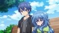 Shido and Yoshino