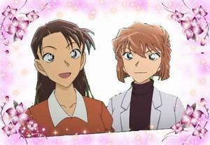 Shiho Miyano & Akemi Miyano