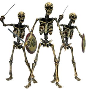 Skeleton Soldiers