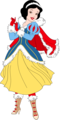 Snow White - Disney Winter Warrior - snow-white-and-the-seven-dwarfs fan art