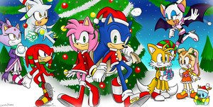 Sonic Christmas!