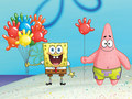 Spongebob and Patrick - spongebob-squarepants photo