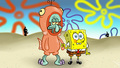 Spongebob and Squidward - spongebob-squarepants photo