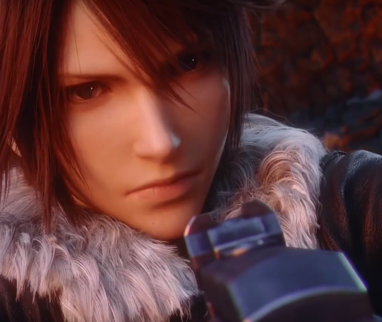 Squall Leonhart Face Squall Photo 40986694 Fanpop