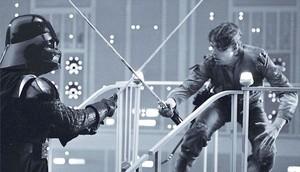 bintang Wars: Behind The Scenes