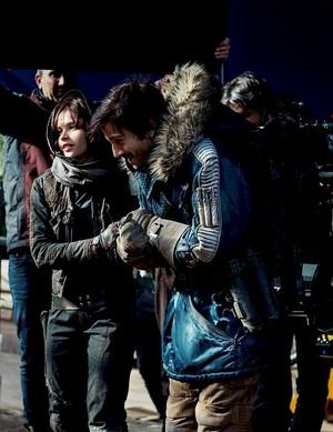 তারকা Wars: Behind The Scenes