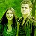 Stefan and Elena  - stefan-salvatore icon