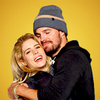 Stephen Amell & Emily Bett Rickards चित्र entitled Stemily आइकनों
