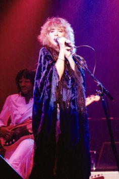 Stevie Nicks The Wild tim, trái tim Tour 1983 1