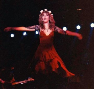 Stevie Nicks The Wild puso Tour 1983 3