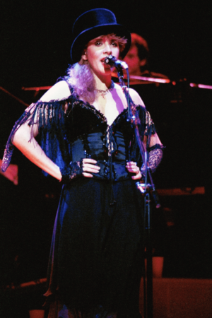 Stevie Nicks The Wild 심장 Tour 1983 4