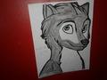 Stinky's son bob - alpha-and-omega fan art