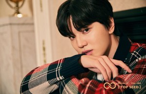 Sungjong teaser image for 'Top Seed'