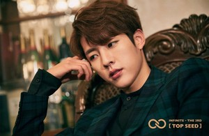 Sungyeol teaser image for 'Top Seed'