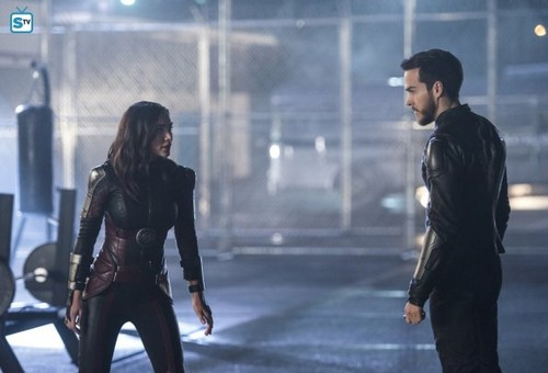 Supergirl (2015 TV Series) hình nền entitled Supergirl - Episode 3.10 - Legion of Super-Heroes - Promo Pics