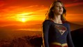 dc-comics - Supergirl   Sunset 1 wallpaper