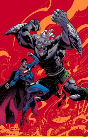 超人 vs Doomsday
