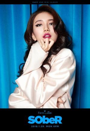 Suzy puts her hands up in 'Sober' teaser প্রতিমূর্তি