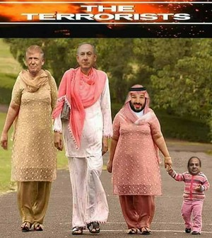 THE TERRORISTS LOL FUNNY LIL ELSISI