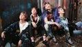 Tae, Hobi, Jin and RM - v-bts wallpaper