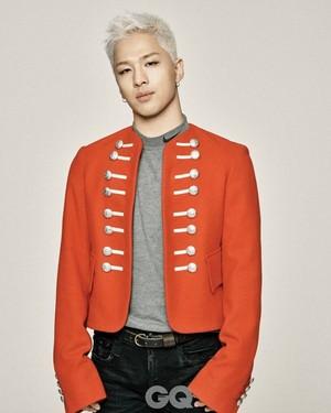 Tae Yang: GQ December, 2017