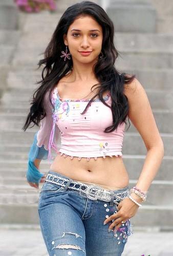 Bollywood actress tamanna hot navel show 9