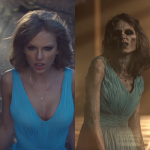 Taylor nhanh, swift BECOME ZOMBIE