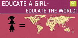 Teach a girl to think