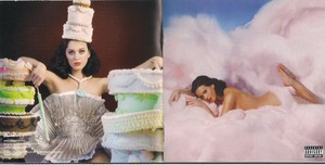 Teenage Dream: Front Cover