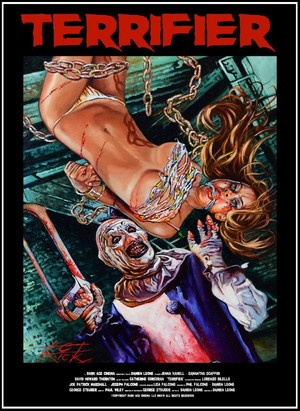 Terrifier (2018) Poster