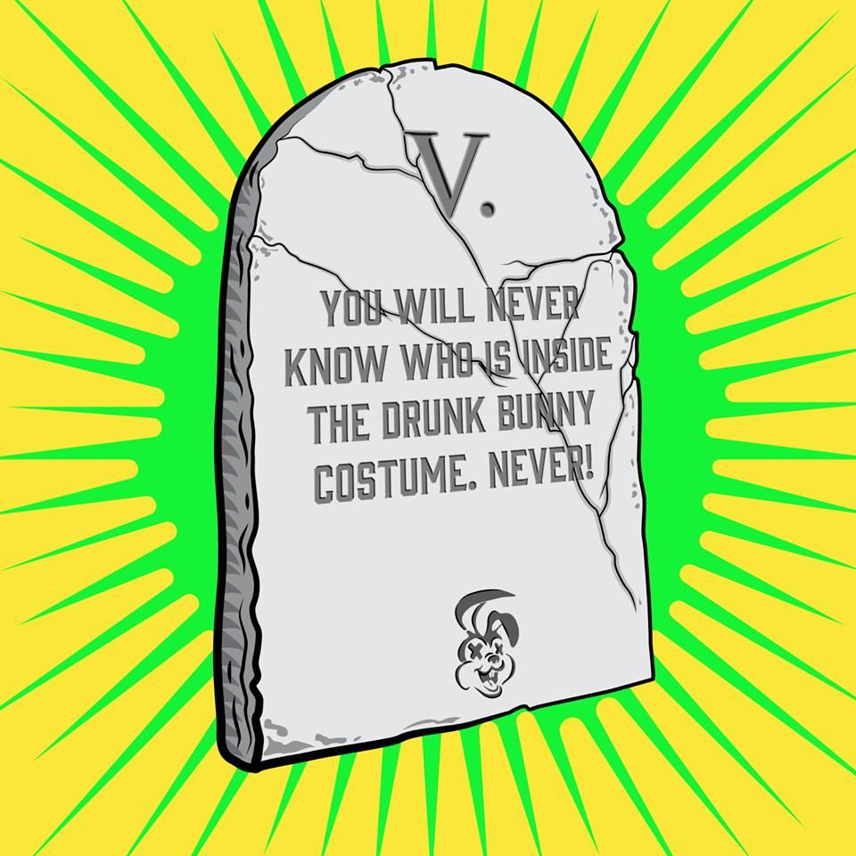 The 10 Commandments of Green Day ~ 5th Commandment