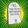 The 10 Commandments of Green Day ~ 6th Commandment - green-day photo
