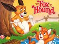 The Fox and the Hound Cartoon wallpapers 800x600 - babygurl86 wallpaper