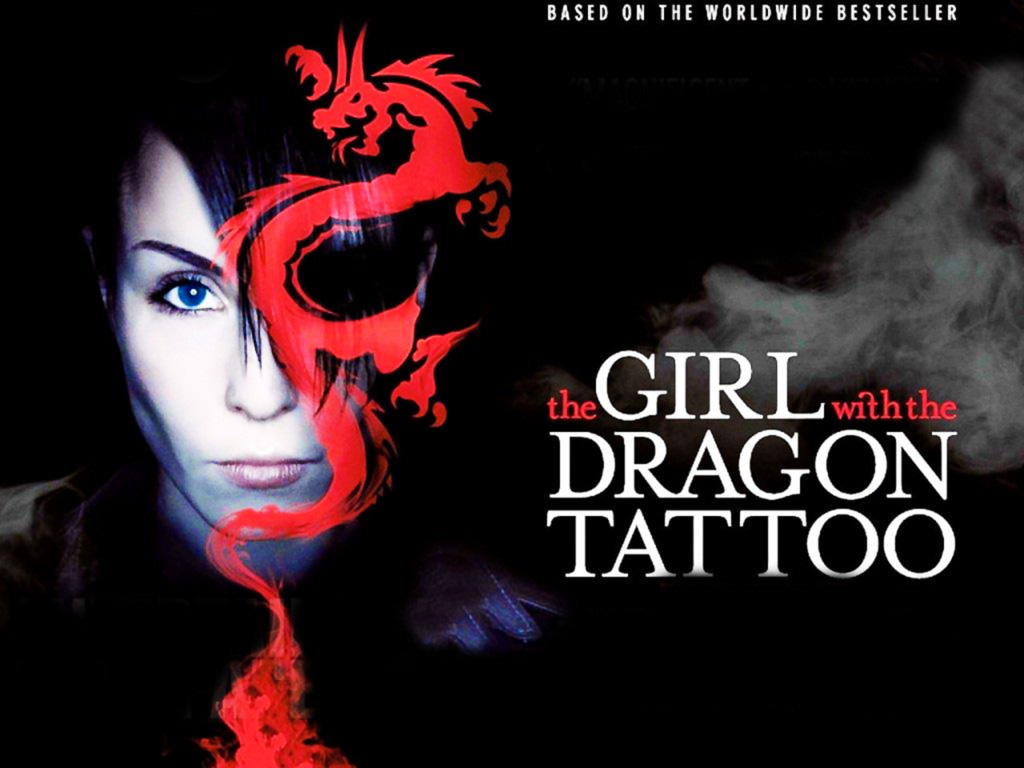 girl with dragon tattoo Abebookscom: the girl with the dragon tattoo (millennium series) (9780307269751) by stieg larsson and a great selection of similar new, used and collectible books available now at great prices.