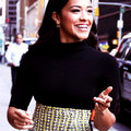 The Late Show With Stephen Colbert - Oct 07, 2015 - gina-rodriguez photo