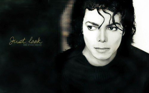 Michael Jackson achtergrond called The Legendary Michael Jackson