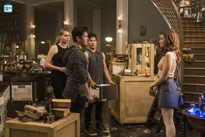The Librarians - Episode 4.08 - And The Hidden Sanctuary - Promo Pics