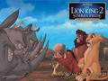 The Lion King 2 the lion king 2 simbas pride 13189715 1024 768 - babygurl86 wallpaper