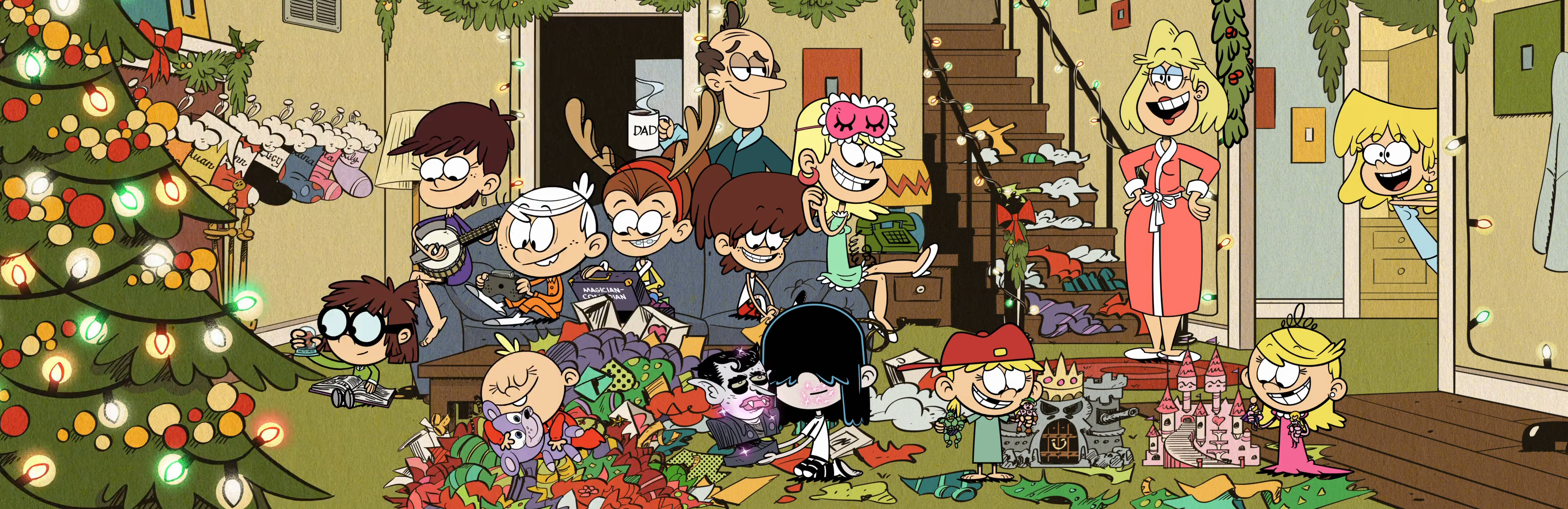 the loud house funny business gallery